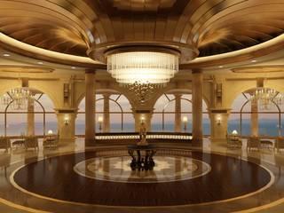 Hoteles de estilo  por ARTIBODRUM MİMARLIK MÜH.İNŞ.TAAH.TİC.LTD.ŞTİ, Rústico