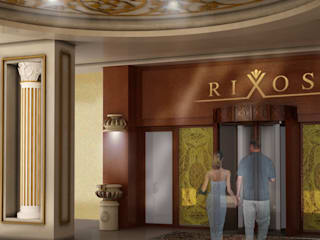 RIXOS PREMIUM-BODRUM Rustik Oteller ARTIBODRUM MİMARLIK MÜH.İNŞ.TAAH.TİC.LTD.ŞTİ Rustik