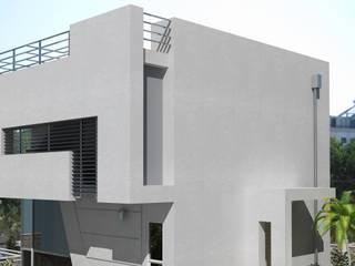 VILLA ARZUM Modern Evler ARTIBODRUM MİMARLIK MÜH.İNŞ.TAAH.TİC.LTD.ŞTİ Modern