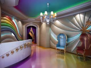 ÇOCUK KULÜBÜ-JUMEIRAH HOTEL Modern Oteller ARTIBODRUM MİMARLIK MÜH.İNŞ.TAAH.TİC.LTD.ŞTİ Modern
