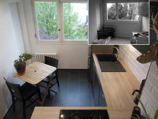 Appartement à Rennes:  de style  par ACG architectes