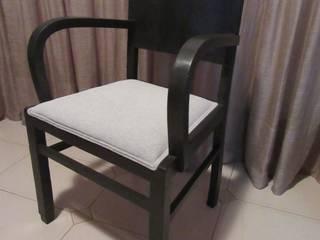 Cadeira de braços por Pó de Giz