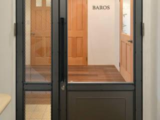 ショールーム: 株式会社BAROSが手掛けた現代のです。,モダン
