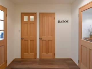 ショールーム: 株式会社BAROSが手掛けたカントリーです。,カントリー