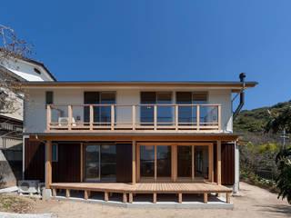 外観: エニシ建築設計事務所が手掛けた家です。