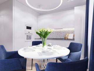 Квартира для города: Кухни в . Автор – Ivantsov design studio