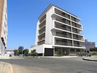 Rumah oleh José Vitória Arquitectura, Modern