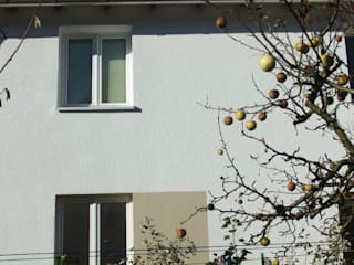 Fassadensanierung: moderne Häuser von Architekt Armin Hägele