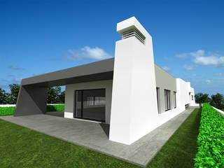 Häuser von José Vitória Arquitectura, Modern