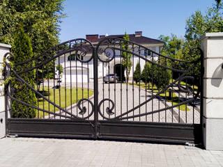 Realizacja ogrodzenia 15: styl , w kategorii  zaprojektowany przez Armet