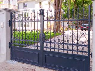 Realizacja ogrodzenia 11: styl , w kategorii  zaprojektowany przez Armet