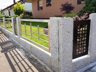Armet Garden Fencing & walls