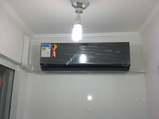 INSTALAÇÃO DE AR CONDICIONADO por Clinic Air climatização