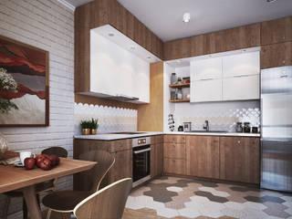 Kitchen by Polygon arch&des,