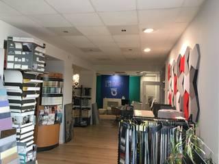 STUDIO: styl , w kategorii Ściany zaprojektowany przez Fantazja Studio