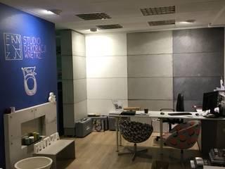 STUDIO Fantazja Studio Nowoczesne ściany i podłogi