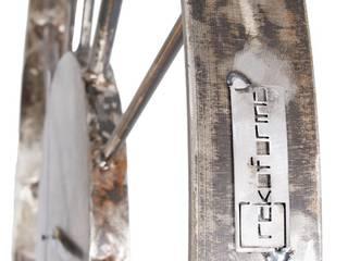 Duży Zegar Loft II PMD 610: styl , w kategorii  zaprojektowany przez Rekoforma