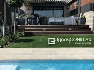 Garden by CONILLAS - exteriors, Modern