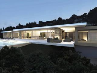 Moderne Häuser von ARRIVETZ & BELLE Modern