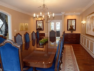 Mel McDaniel Design Dining room