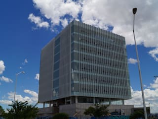 Edificio Aparmex Casas modernas de Studio Glass Moderno