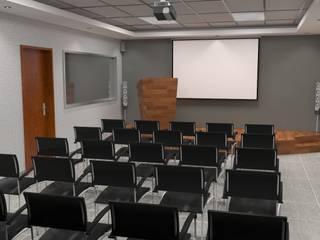 Sala de Usos Multiples de Atahualpa 3D Moderno