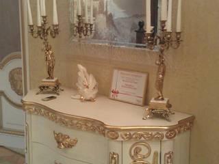 Мебель на заказ:  в . Автор – Мастерская Художественной Мебели DerevoDekor , Классический