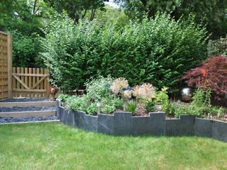 Jardin En Relief: Jardin de style  par  Sophie Durin | Empreinte Paysagère