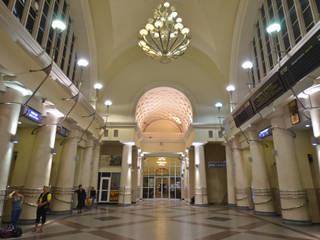 Dnepropetrovsk Station Espaços comerciais clássicos por M.M. Lampadari Clássico
