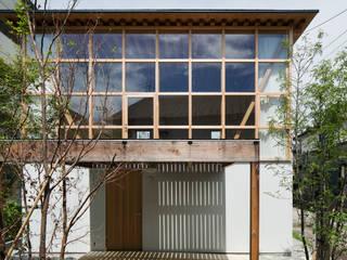 Fenster von 山路哲生建築設計事務所, Ausgefallen