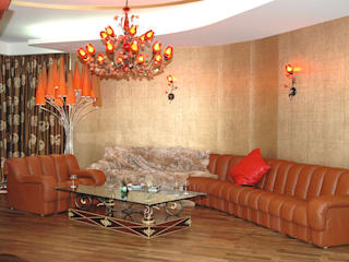 Salas de estar clássicas por M.M. Lampadari Clássico