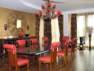 Salas de jantar clássicas por M.M. Lampadari Clássico
