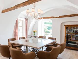 Tom Riederer Restaurant Bares e clubes clássicos por M.M. Lampadari Clássico