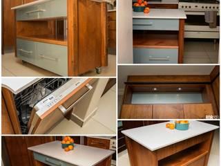 Mr & Mrs Dashe by Ergo Designer Kitchens Classic