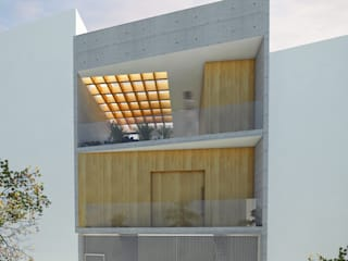 Casa Urbana NR1: Casas  por Adilson João Tomé Manuel / Arquiteto e Urbanista