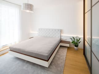 Modern style bedroom by Kathameno Interior Design e.U. Modern