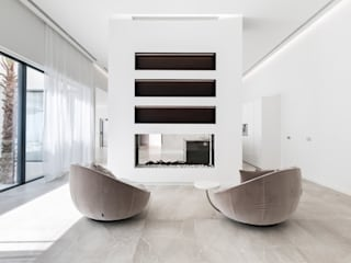 Living room by Bornelo Interior Design
