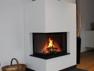 Christoph Lüpken Ofenbau GmbH - Kamine aus Duesseldorf Salones modernos