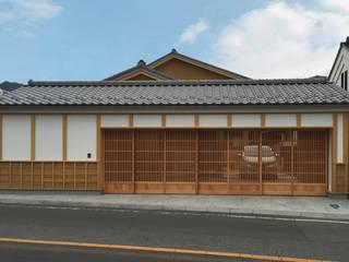 Modern houses by 真島瞬一級建築士事務所 Modern