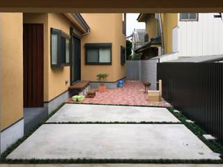 庭: 真島瞬一級建築士事務所が手掛けた庭です。