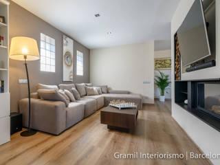 Gramil Interiorismo II - Decoradores y diseñadores de interiores Modern living room