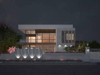 Modern Houses by De Panache - Interior Architects Modern