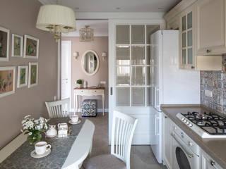 Кухня: Кухни в . Автор – Дизайн студия 'Декотренд'