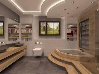 Modern bathroom by vanetta mutfak Çankaya Modern
