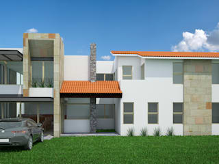 Jeost Arquitectura Modern Houses