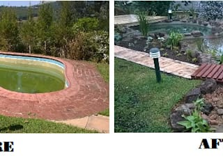 "POOL TO POND CONVERSION: {:asian=>""asian"", :classic=>""classic"", :colonial=>""colonial"", :country=>""country"", :eclectic=>""eclectic"", :industrial=>""industrial"", :mediterranean=>""mediterranean"", :minimalist=>""minimalist"", :modern=>""modern"", :rustic=>""rustic"", :scandinavian=>""scandinavian"", :tropical=>""tropical""}  by Paul's Plantscapes,"