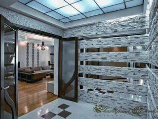 Квартира для большой семьи Коридор, прихожая и лестница в стиле лофт от Дизайнер интерьера Екатерина Семыкина Лофт