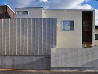 木造準耐火の住宅 モダンな 家 の 有限会社 室設計事務所 モダン
