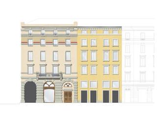 Дома в классическом стиле от Architetto Silvia Giacobazzi Классический