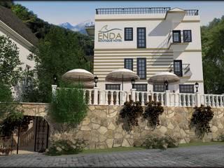 Classic hotels by ESA PARK İÇ MİMARLIK Classic